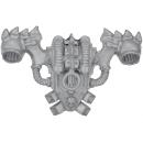 Warhammer 40K Bitz: Chaos Space Marines - Besessene - Rückenmodul B