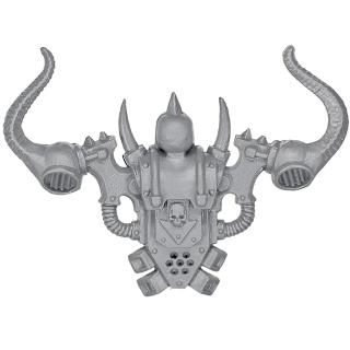 Warhammer 40K Bitz: Chaos Space Marines - Possessed - Backpack E