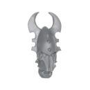 Warhammer 40k Bitz: Dark Eldar - Kabalite Warriors - Head G