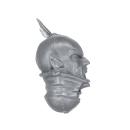 Warhammer 40k Bitz: Dark Eldar - Kabalite Warriors - Head M