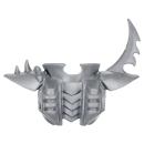 Warhammer 40k Bitz: Dark Eldar - Kabalenkrieger - Torso A2 - Back