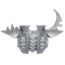 Warhammer 40k Bitz: Dark Eldar - Kabalenkrieger - Torso D2 - Back