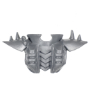 Warhammer 40k Bitz: Dark Eldar - Kabalenkrieger - Torso H2 - Back