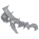 Warhammer 40k Bitz: Dark Eldar - Kabalite Warriors - Accessory E - Sybarite, Backpiece III
