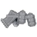 Warhammer 40k Bitz: Space Wolves - Thunderwolf Cavalry - Accessory F - Grenades, Ammo