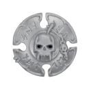 Warhammer 40k Bitz: Space Wolves - Donnerwolf Kavallerie...