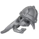 Warhammer AoS Bitz: VAMPIRE COUNTS - Skeleton Warriors - Skull / Head I