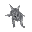 Warhammer AoS Bitz: VAMPIRE COUNTS - Skeleton Warriors - Skull / Head J
