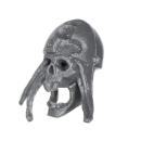 Warhammer AoS Bitz: VAMPIRE COUNTS - Skeleton Warriors - Skull / Head M