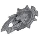Warhammer AoS Bitz: VAMPIRE COUNTS - Skeleton Warriors - Skull / Head R