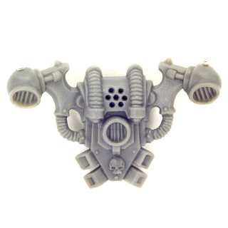 Warhammer 40K Bitz: Chaos Space Marines - Chaos Space Marines - Backpack D