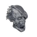Warhammer AoS Bitz: VAMPIRFÜRSTEN - 003 - Leichenkarren - Kopf E Zombie