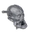 Warhammer AoS Bitz: VAMPIRFÜRSTEN - 003 - Leichenkarren - Kopf G Zombie