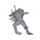 Warhammer AoS Bitz: VAMPIRFÜRSTEN - 003 - Leichenkarren - Körper E Zombie