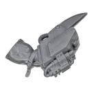 Warhammer 40k Bitz: Orks - Orkboyz-Trupp - Waffe A1 - Energiekrallä