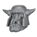 Warhammer 40k Bitz: Orks - Ork Boyz - Head D