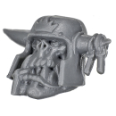Warhammer 40k Bitz: Orks - Ork Boyz - Head G