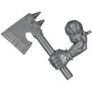 Warhammer 40k Bitz: Orks - Orkboyz-Trupp - Waffe L -...