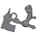Warhammer 40k Bitz: Orks - Ork Boyz - Weapon N - Choppa,...