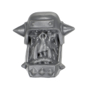 Warhammer 40k Bitz: Orks - Ork Waaaghbikes - Fahrer Kopf C