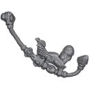 Warhammer 40k Bitz: Eldar - Guardian Squad - Arm C - Left, Weapon Team