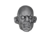 Kings of War Bitz: Undead Ghoul Regiment Head B