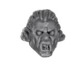 Kings of War Bitz: Undead Ghoul Regiment Head C