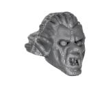 Kings of War Bitz: Undead Ghoul Regiment Kopf C