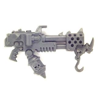 Warhammer 40K Bitz: Chaos Space Marines - Chaos Space Marines - Weapon Q - Flamer