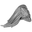 Warhammer AoS Bitz: HOCHELFEN - Schattenkrieger - Kopf H