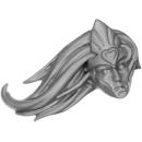 Warhammer AoS Bitz: HOCHELFEN - Schattenkrieger - Kopf I