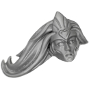 Warhammer AoS Bitz: HOCHELFEN - Schattenkrieger - Kopf K