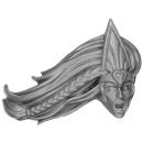 Warhammer AoS Bitz: HOCHELFEN - Schattenkrieger - Kopf L - Hohe Schwester