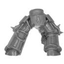 Warhammer 40K Bitz: Chaos Space Marines - Chaosterminatoren - Beine C