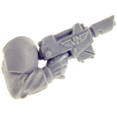 Warhammer 40k Bitz: Imperial Guard - Cadian Shock Troops - Weapon I - Laspistol