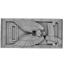 Warhammer 40k Bitz: Space Marines - Ironclad Dreadnought - Front Plate A