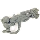 Warhammer 40k Bitz: Imperial Guard - Cadian Command Squad - Weapon O - Heavy Flamer