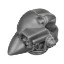 Warhammer 40k Bitz: Space Marines - Expugnatorgarde-Trupp - Kopf A - Mk VI