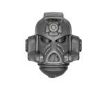 Warhammer 40k Bitz: Space Marines - Expugnatorgarde-Trupp - Kopf C - Mk IV