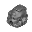 Warhammer 40k Bitz: Space Marines - Expugnatorgarde-Trupp - Kopf G