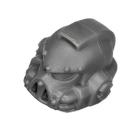 Warhammer 40k Bitz: Space Marines - Expugnatorgarde-Trupp - Kopf H
