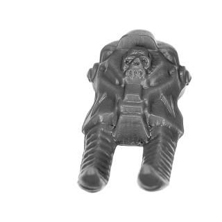 Warhammer 40K Bitz: Chaos Space Marines - Chaosterminatoren - Kopf B