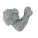 Warhammer 40k Bitz: Imperial Guard - Cadian Command Squad - Arm F - Right