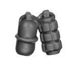 Warhammer 40k Bitz: Space Marines - Sternguard Veteran Squad - Accessory G Grenades