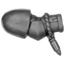 Warhammer 40k Bitz: Space Marines - Sternguard Veteran Squad - Arm C Right Sergeant