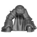 Warhammer 40k Bitz: Space Marines - Sternguard Veteran Squad - Legs D Sergeant