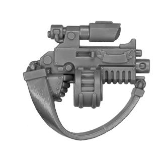Warhammer 40k Bitz: Space Marines - Sternguard Veteran Squad - Weapon A3 - Boltgun III