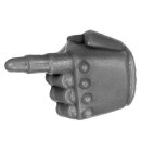 Warhammer 40k Bitz: Space Marines - Sternguard Veteran Squad - Arm K - Hand III, Pointing