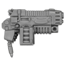 Warhammer 40k Bitz: Space Marines - Protektorgarde-Trupp...