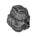 Warhammer 40k Bitz: Space Marines - Sternguard Veteran Squad - Head C